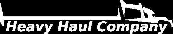 Heavy Haul Company